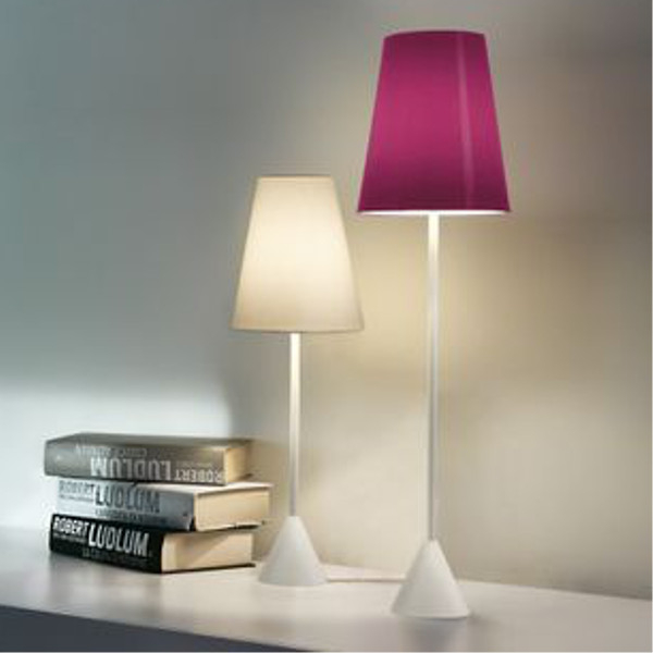 Lucilla Table lamp, example for combination