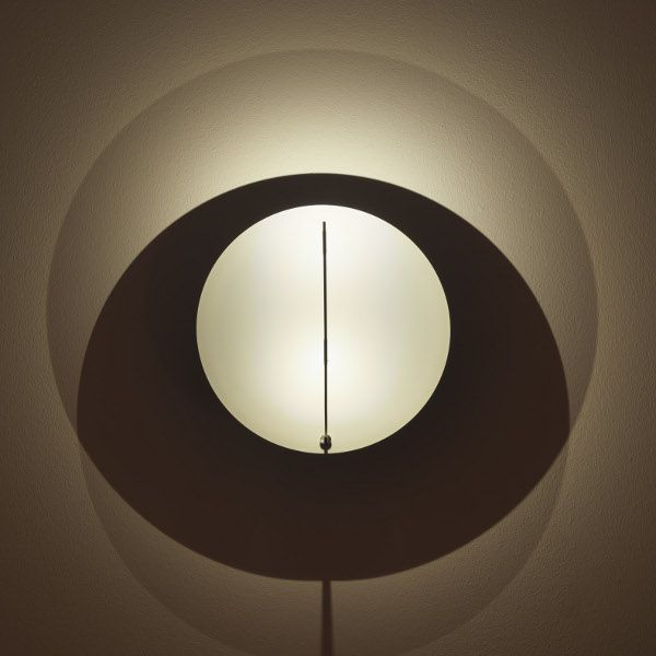 Luna 2 LED Ceiling-/Wall light white