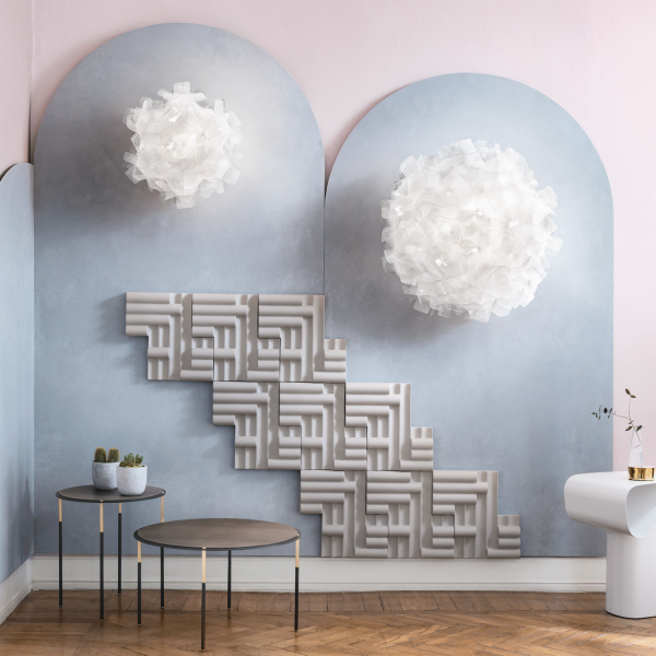 Clizia Pixel wall/ ceiling light