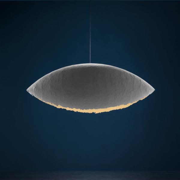 PostKrisi 50/ 51 pendant light in white