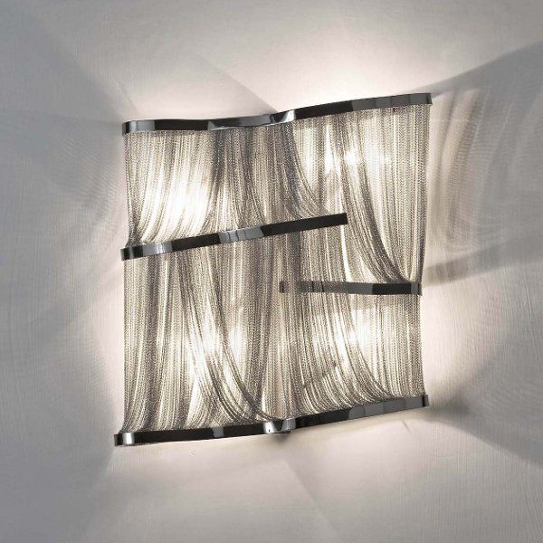 The Atlantis 51 wall sconce