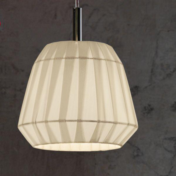 Loto pendant light small beige