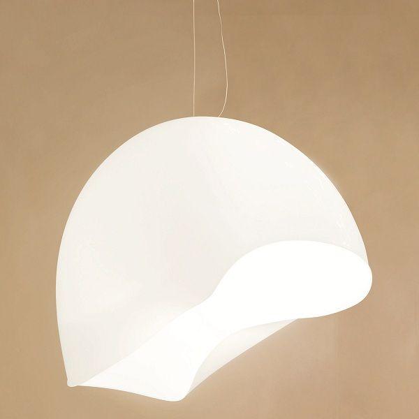 Ninfea SP G/D1/D2 Pendant light, white