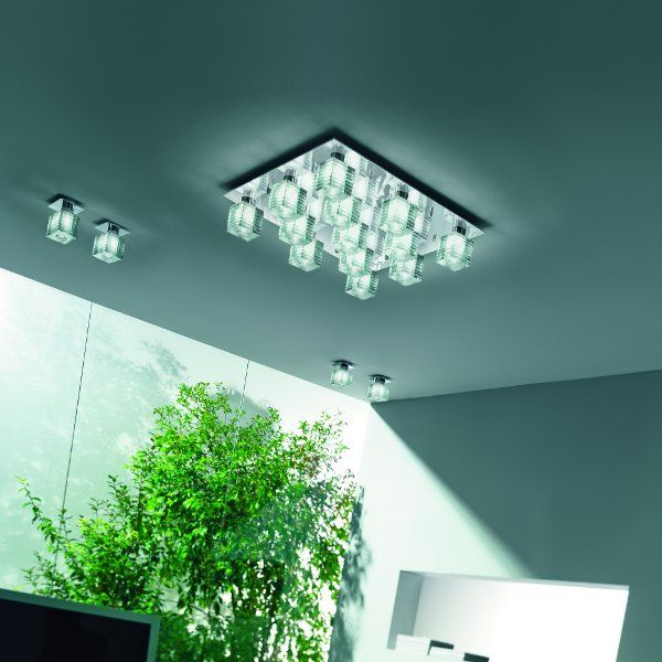 Accommodation example of the Otto x Otto P13 and P ceiling lights