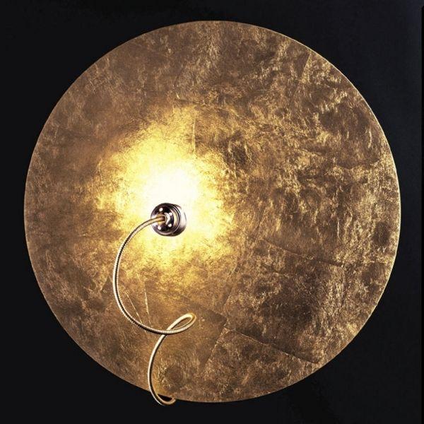 Telchisugio' wall light gold