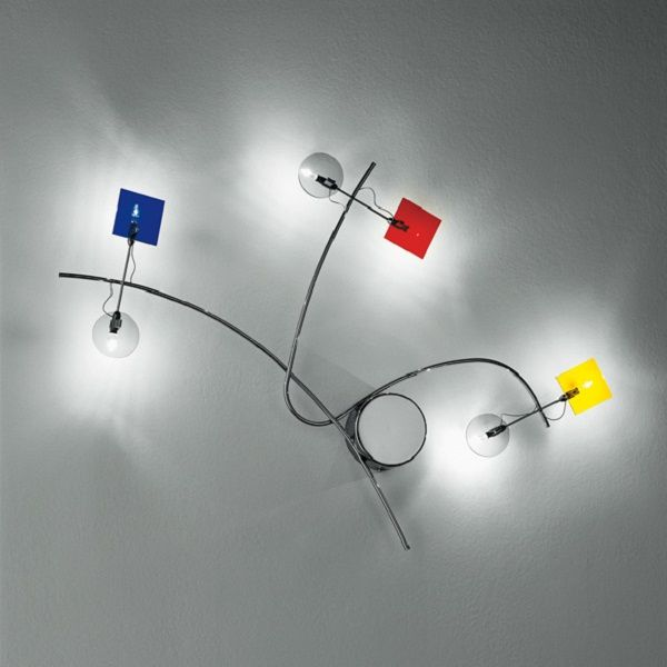 Barcelona LP B Wall light