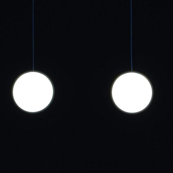Knikerboker DND Two Pendant Light