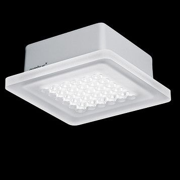 Modul Q36 Ceiling Light with Surface-Mounted Housing