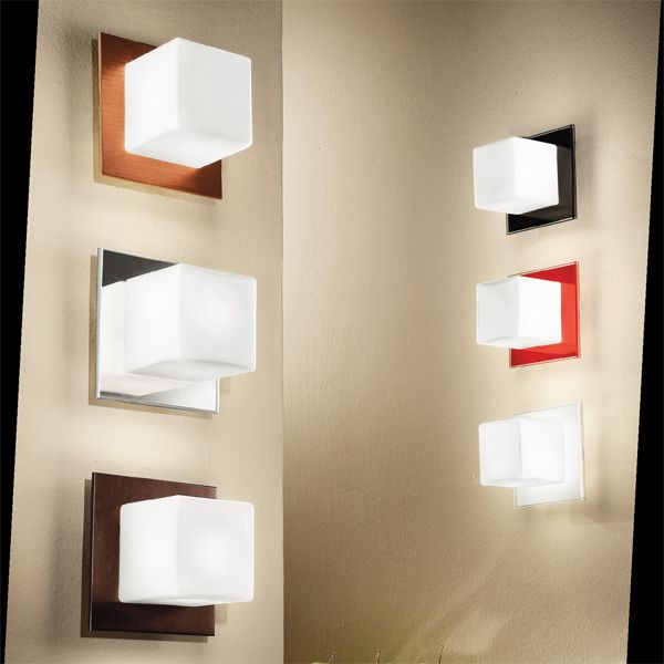 CUBIC Wall Light