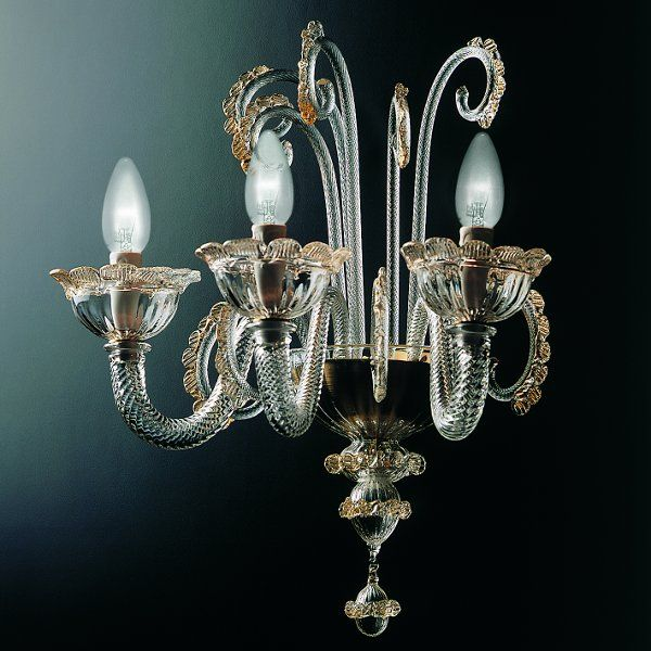The A3 wall sconce from the 7092 line