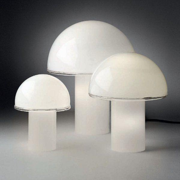 The Onfale grande/medio/piccolo tavolo table lights