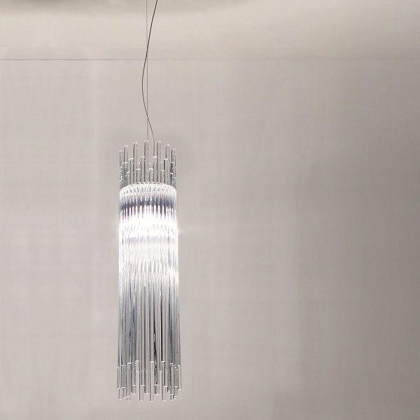 Diadema SP 18/D1 Pendant light, crystal