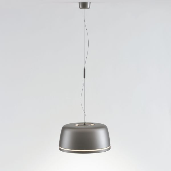 Central Pendant light pearl gray