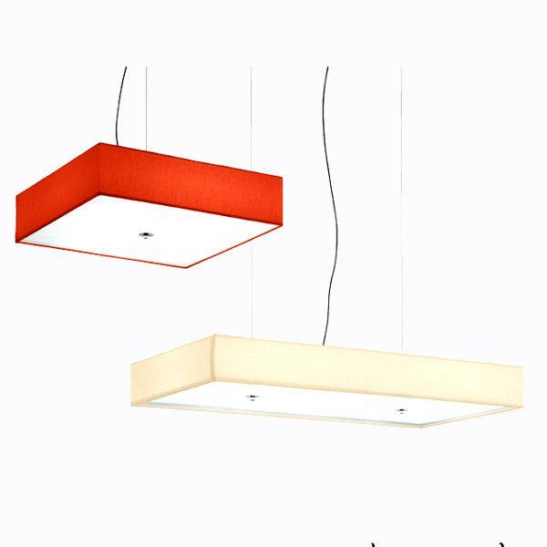 Rettangolo SLIM Pendant Light