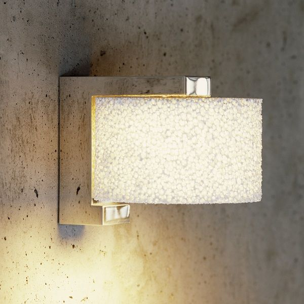 Reef G9 Halogen Wall sconce - installation downwards