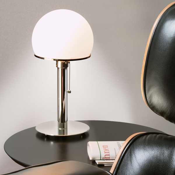Tecnolumen Wagenfeld Wa24 Table Lamp Lightingdeluxe Com