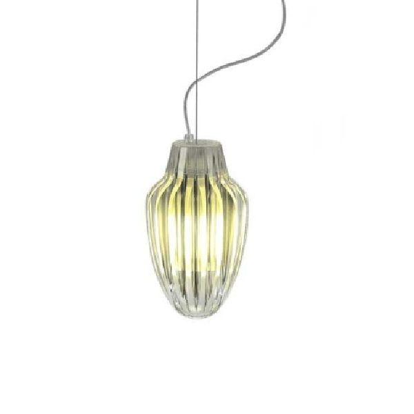 Agave 17 Pendant light with yellow filter
