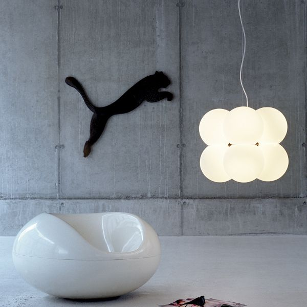 Molecular Light ML 8 Pendant light