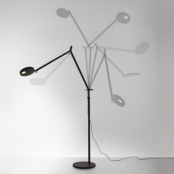 Demetra lettura Floor lamp