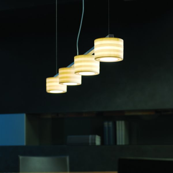 Tjao Zip 4 LED Suspension Lamp