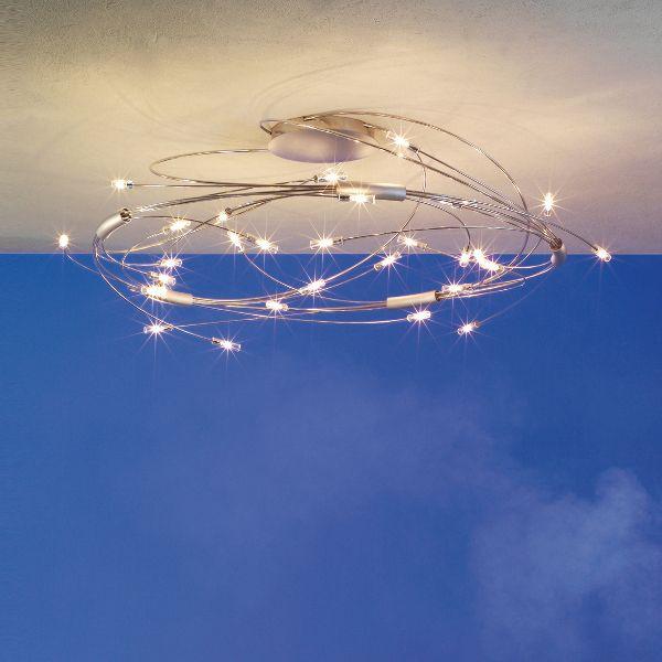 Spin 30 ceiling light