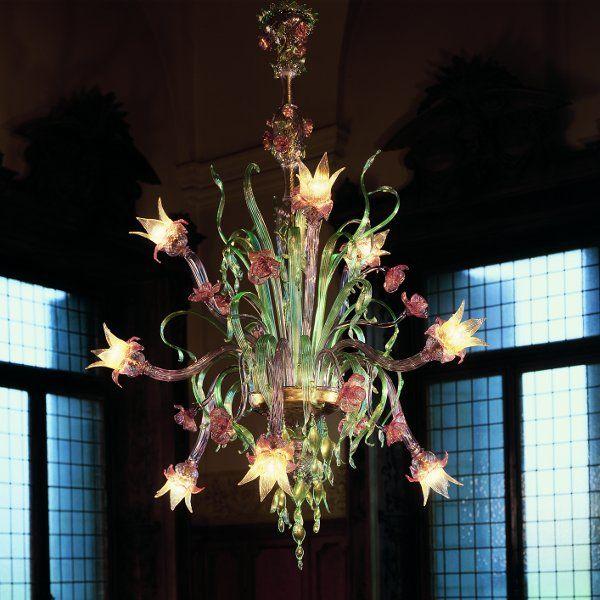 The 8089 K9 chandelier