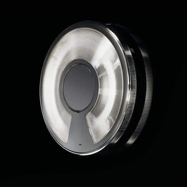 Lightdisc D41 Ceiling-/Wall light as wall sconce