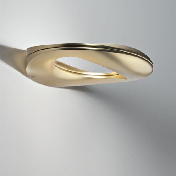Enck Ceiling-/Wall light gold