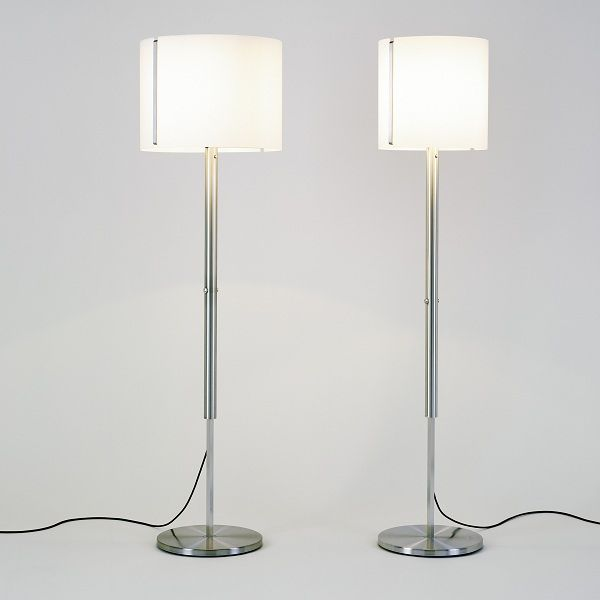 Jones LED Floor lamp, medium and small