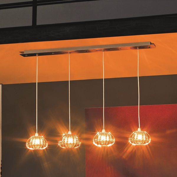 Diamante SP 4 Pendant light