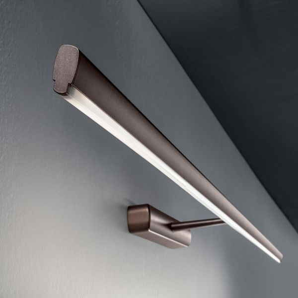Straight LED Wall Light