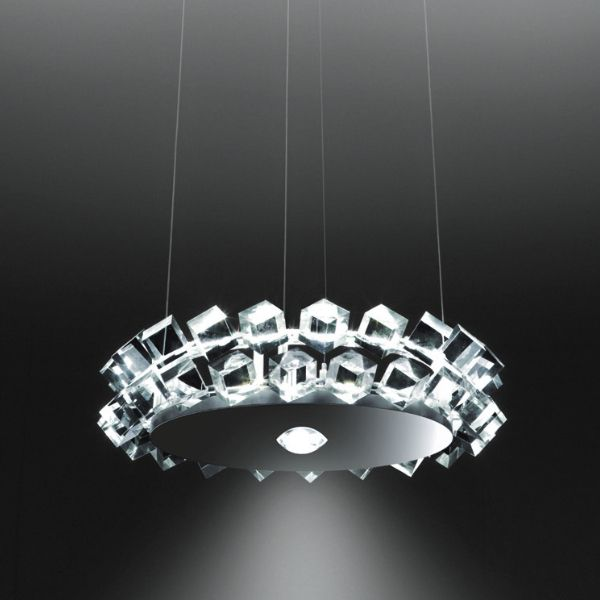 Collier Due Pendant Light