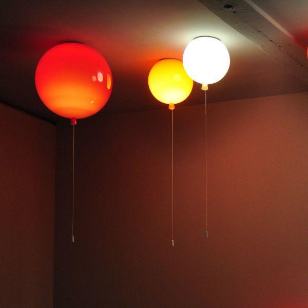 Memory  Ceiling Lamp - Orange / Yellow / White