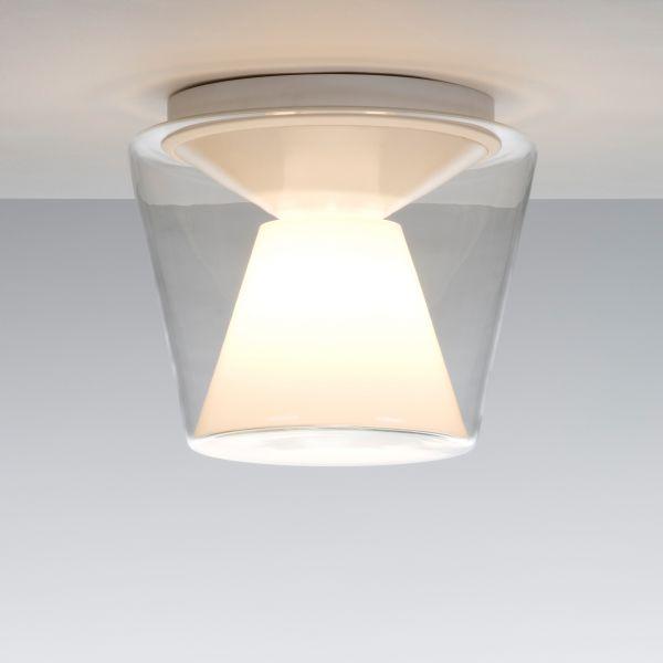 Annex clear/opal ceiling