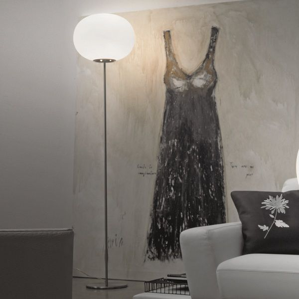 Lucciola PT M/ P Floor light