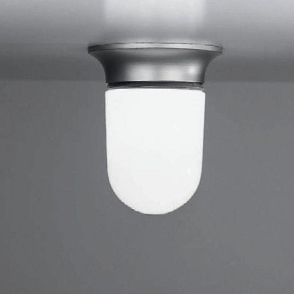 The Illo outdoor ceiling light