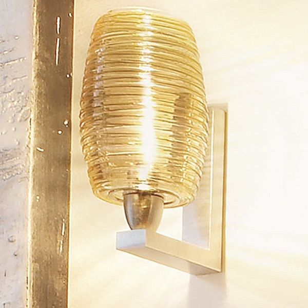Damasco AP 1A P Wall sconce