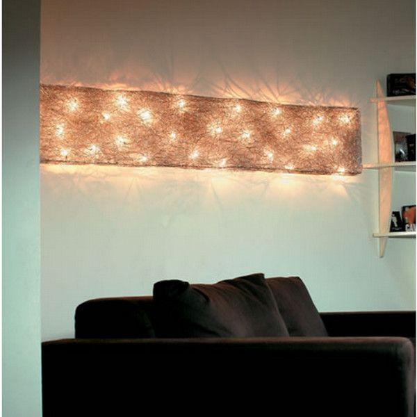Knikerboker Quadro 200x40 Wall/Ceiling Light