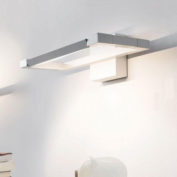 Spigolo wall light black