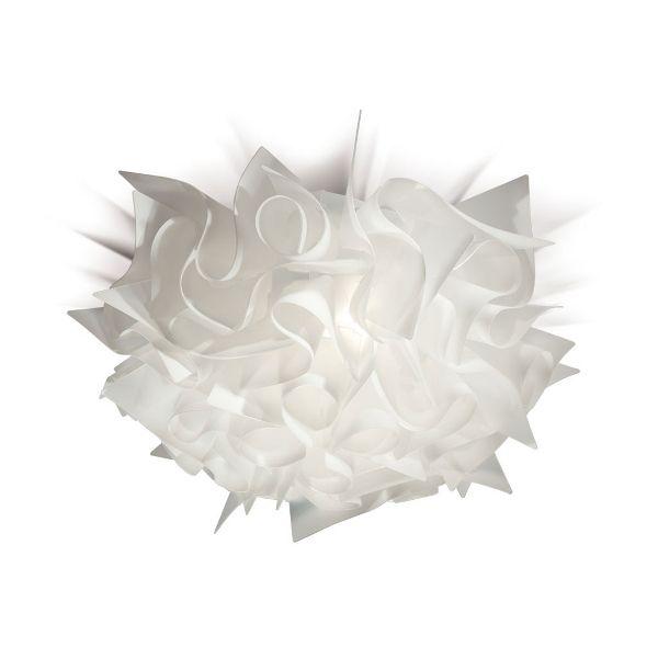 Veli Wall-/ceiling light opal