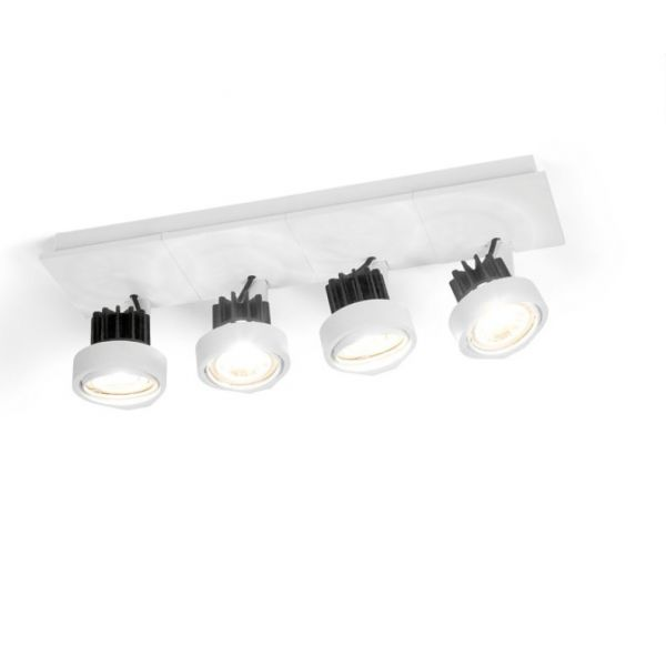 Pluxo LED ceiling light Large