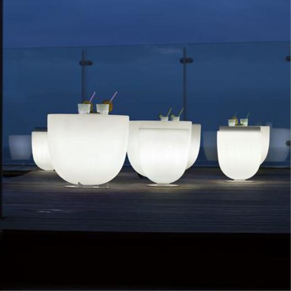 Outdoor Table Light Modoluce campanone e27 outdoor table light lightingdeluxe campanone e27 outdoor table light workwithnaturefo