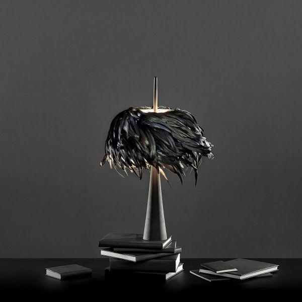 pluma cubic Luna Nova table light