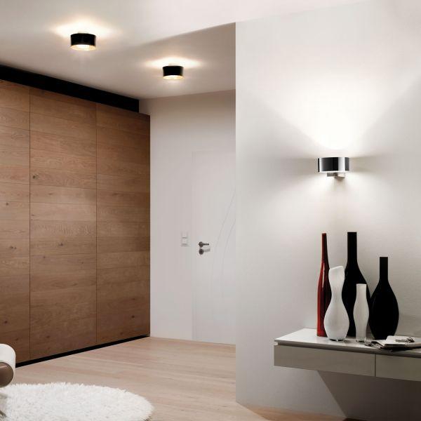 Cantara 300 LED ceiling light black/gold