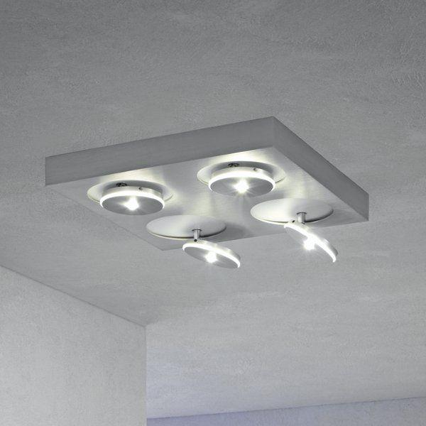 Spot It Ceiling light, square