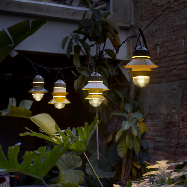 Santorini Outdoor pendant light