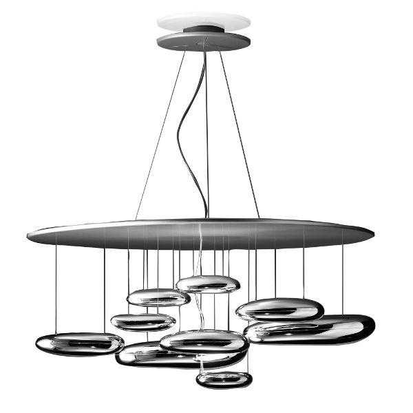 Mercury LED sospensione pendant light