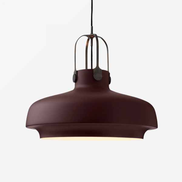 Copenhagen SC8 pendant light, plum matt