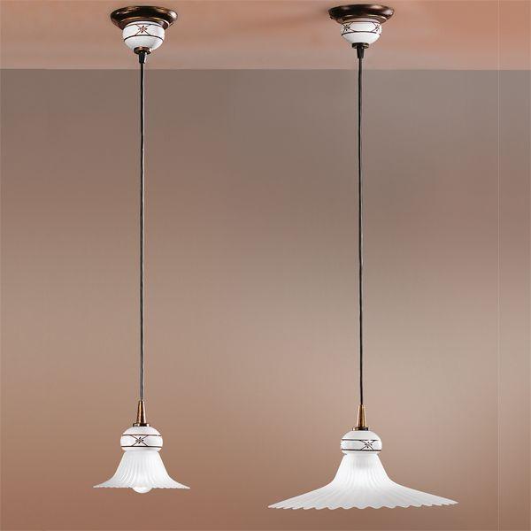 MAMI 2 Bell Shaped Suspension Light