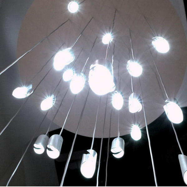 Knikerborker Hué 10 LED Pendant Light